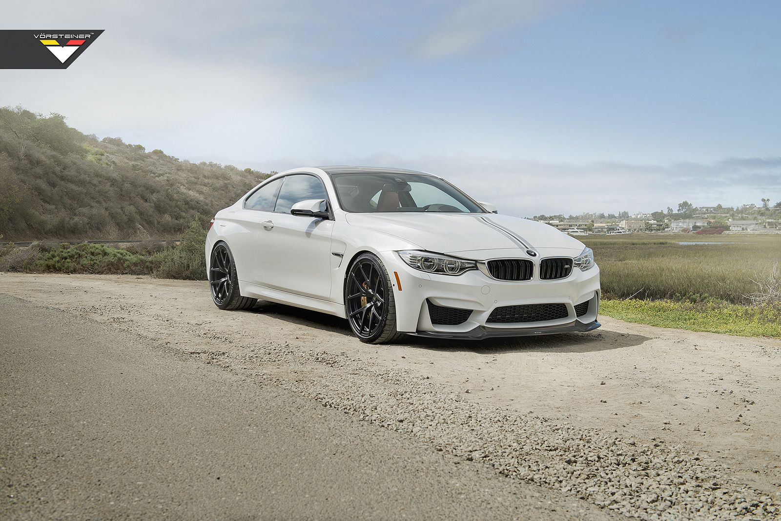 Vorsteiner Presented The Gts Package Prepared For The Bmw M3 And
