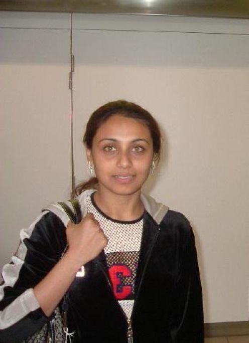 Rani mukherjee without makeup