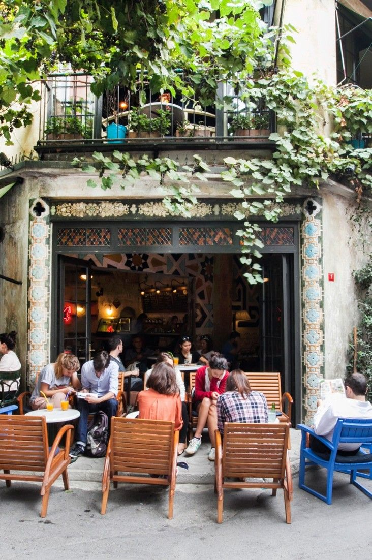 Best Coffee Shops Around the World Cozy coffee shop