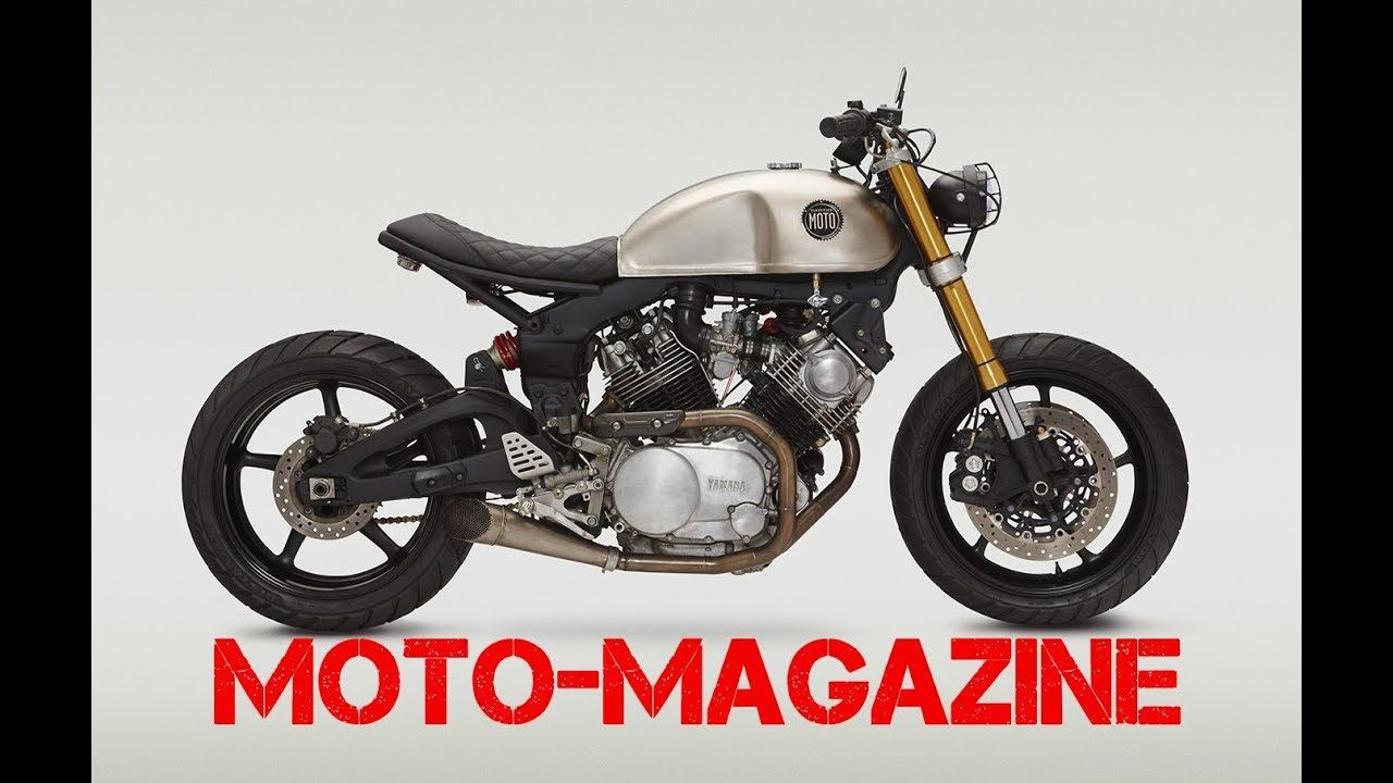 Custom Yamaha Virago Xv920 Cafe Racer In 2020 Custom Motorcycles Bobber Yamaha Virago Motorcycle