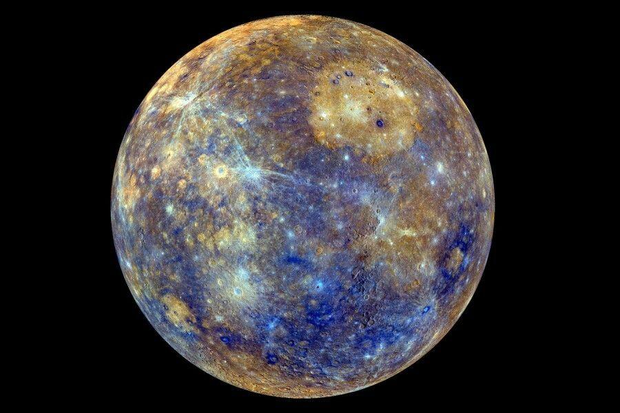 Mercurio.