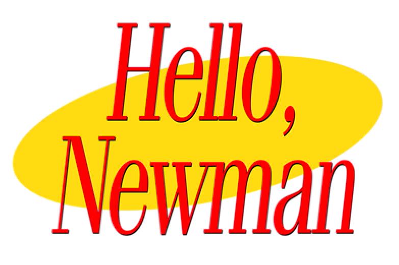 Hello Newman Newman Quotes Seinfeld