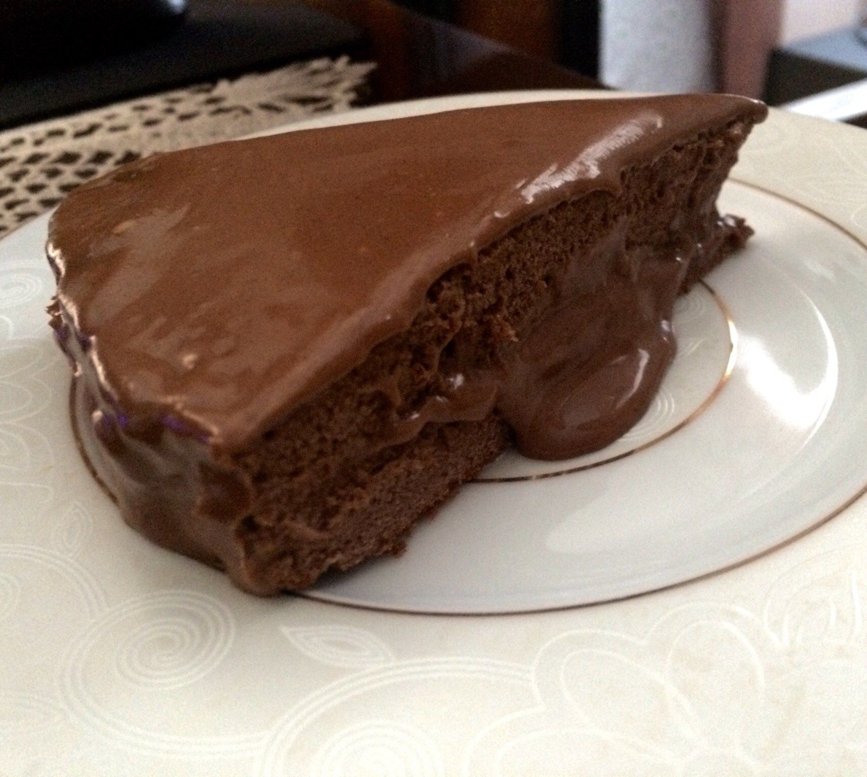выполненный простой шоколадный торт рецепт с фото пошагово предоставляет возможность гибкого
