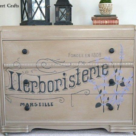 Herboristerie Dresser
