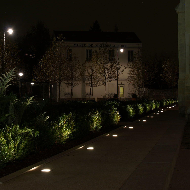 Recessed Floor Light Fixture Led Square Outdoor