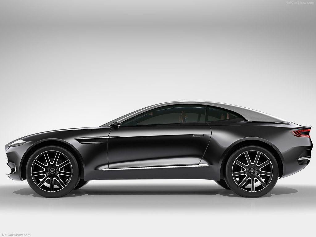 Aston Martin DBX Concept (2015)