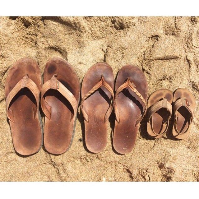 cb964bffd13 Rainbow Sandals Family