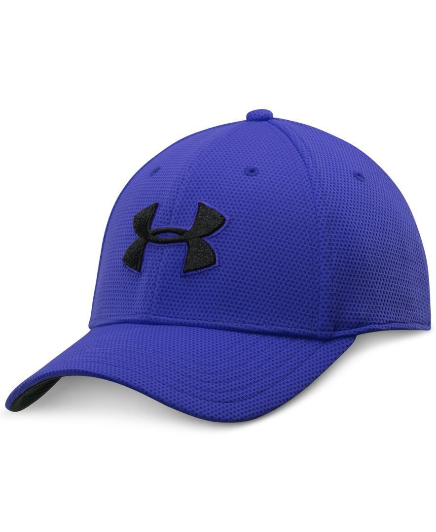Under Armour Men s Blitzing Ii Stretch-Fit HeatGear Hat  554328aa0ad