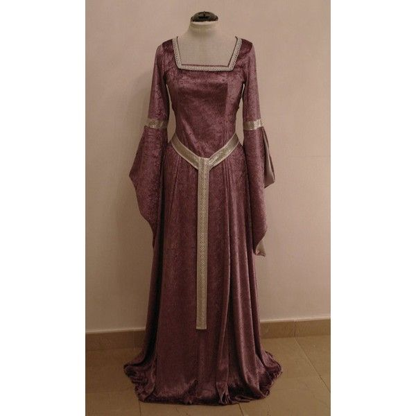 Renaissance Dresses Liked On Polyvore Featuring Red Dress Style And