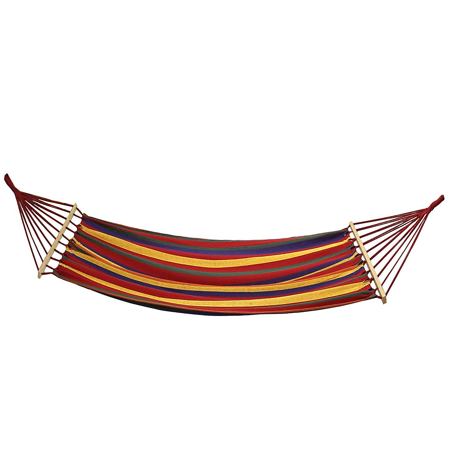 Texsport cedar point extrawide double hammock with stand