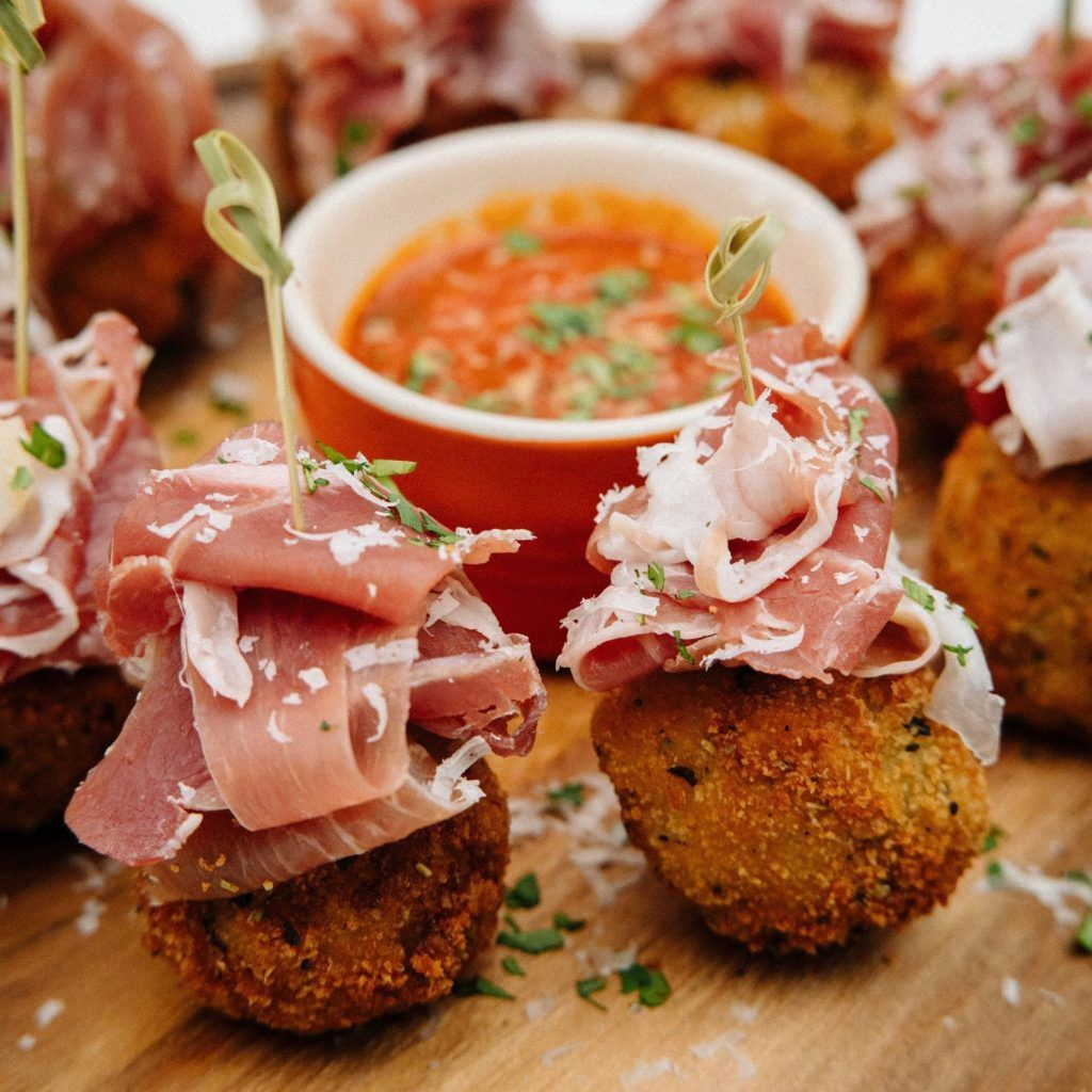 A Is For Arancini Skewers Risotto Balls E Is For Eat Recipe In 2020 Arancini Risotto Balls Eat