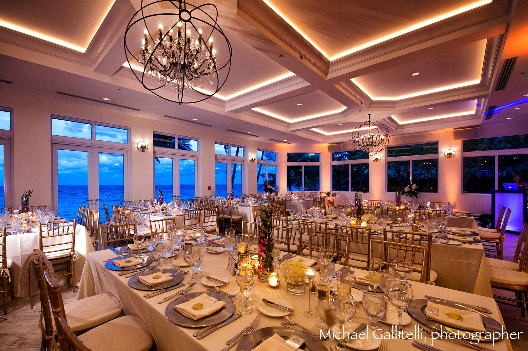January Wedding At The Pelican Grand Beach Resort Florida