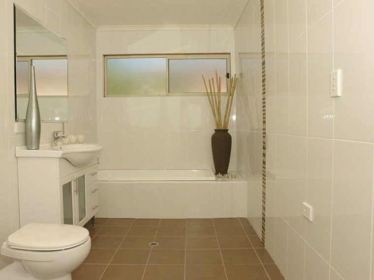 Ba os peque os de estilo minimalista nuestra ducha for Banos pequenos con estilo