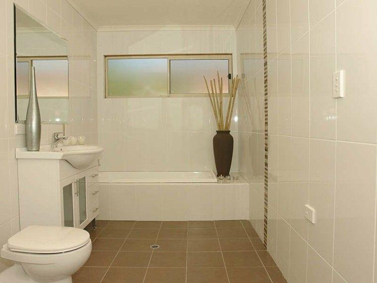 Ba os peque os de estilo minimalista nuestra ducha for Ver modelos de banos pequenos