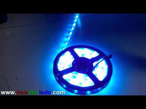 Magic color 5050smd RGB LED Strip with IC