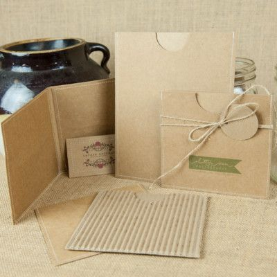 Getting Started Sample Kit - Kraft & Jute Packaging