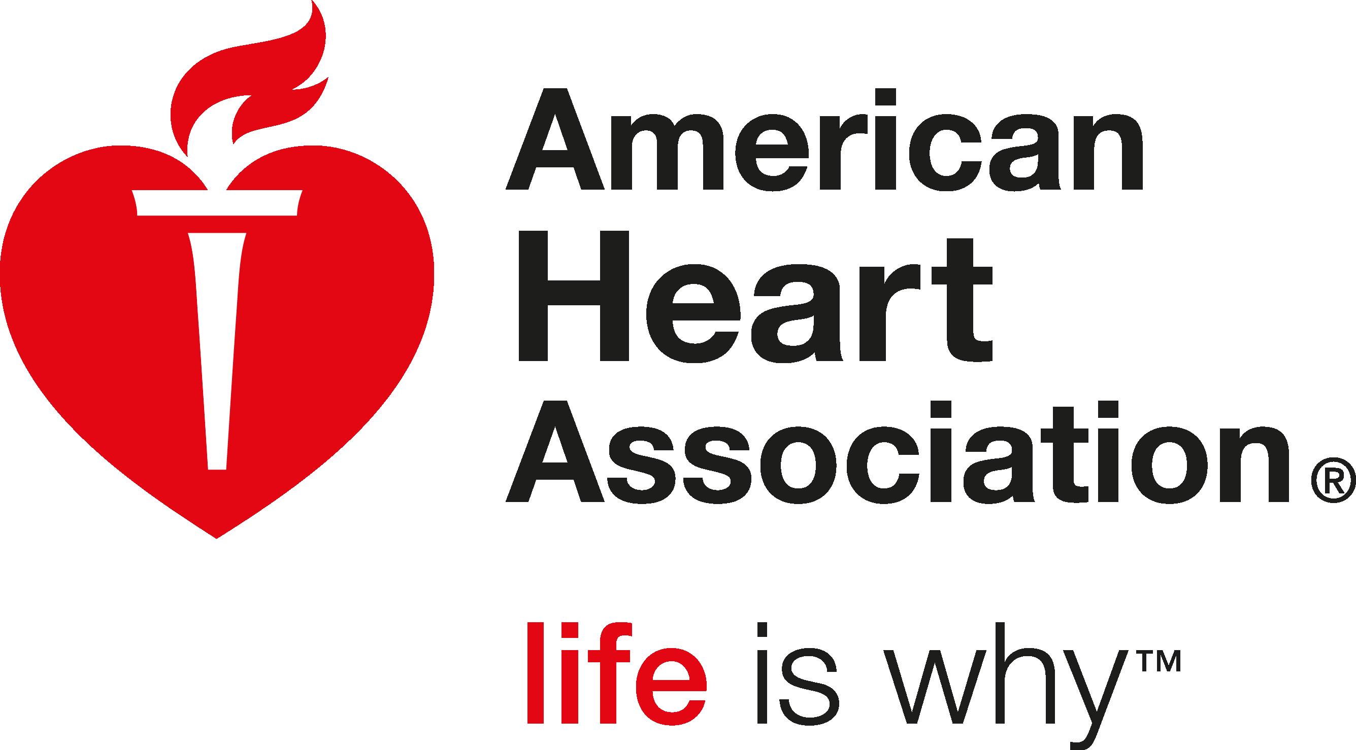American Hearth Association Logo Aha Png Free Downloads Heart Association American Heart Association Cpr Training