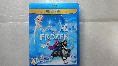Frozen 3d blu-ray 2 disc (3d + 2d #blu-ray) - walt #disney frozen blu-ray #ps4/ps,  View more on the LINK: http://www.zeppy.io/product/gb/2/121971652398/