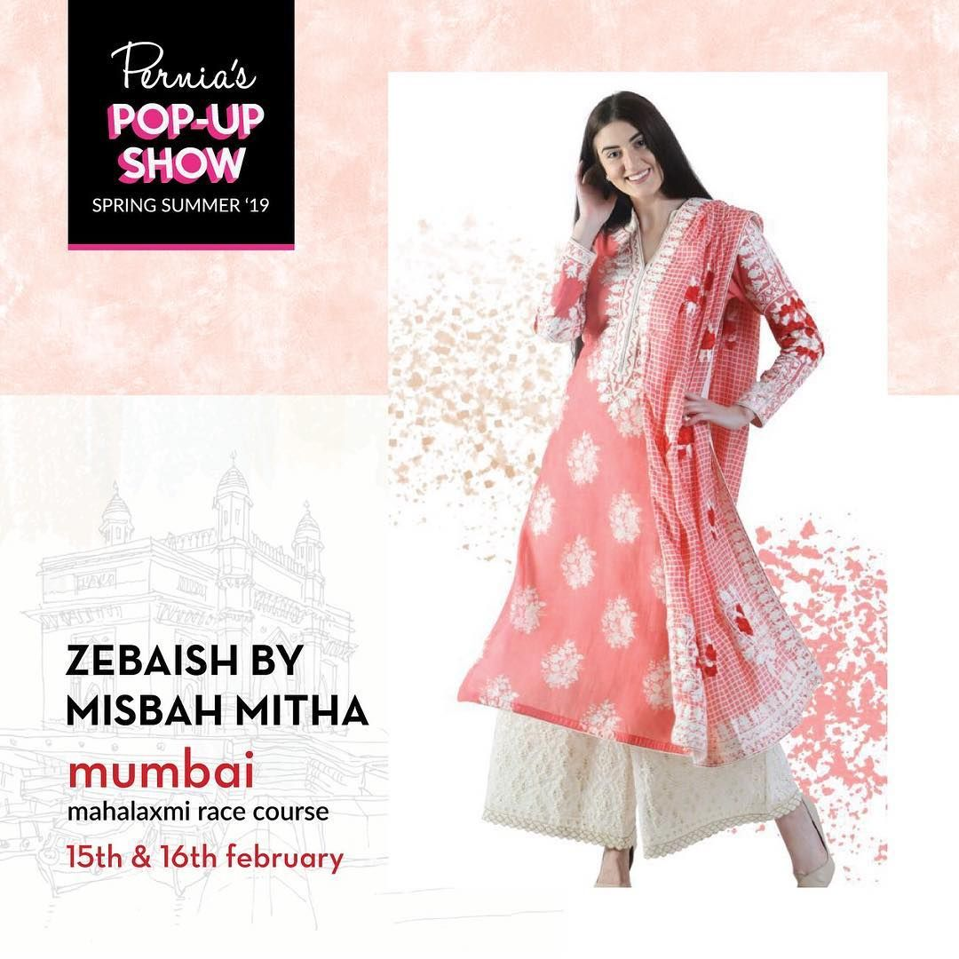 Give A Dreamy Spin To Your Upcoming Festive Looks With Zebaish Shop The Designer Exclusively At Pernia S Pop Indian Fashion Designers Fashion Design Fashion