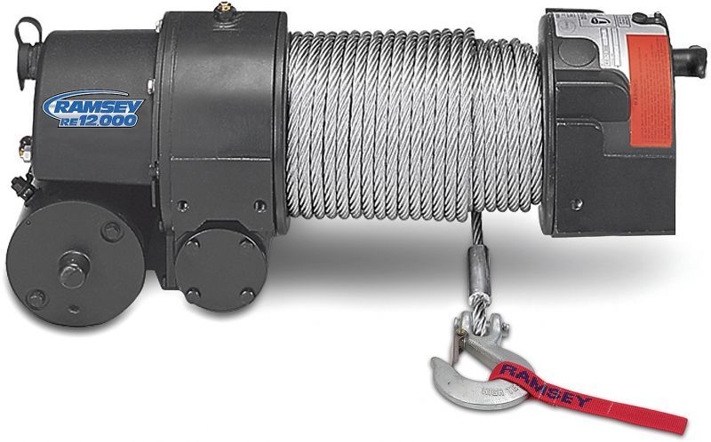 Winch Ramsey RE 12000 R