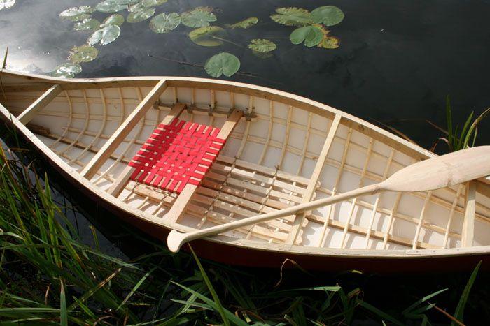 Skin on frame canadian canoe tutorial- jonsbushcraft.com | Boat ...