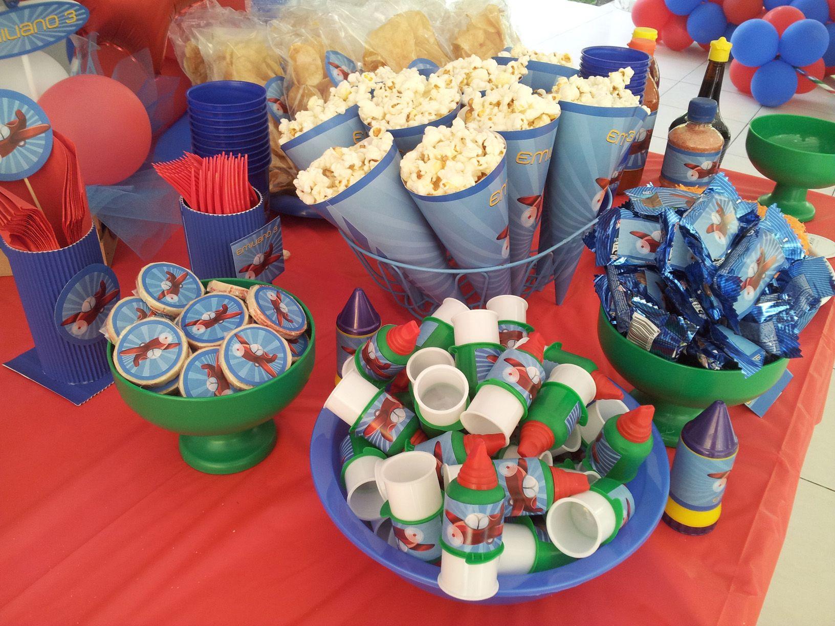 Candy bar dulces personalizados mesa de dulces - Mesa dulce infantil ...