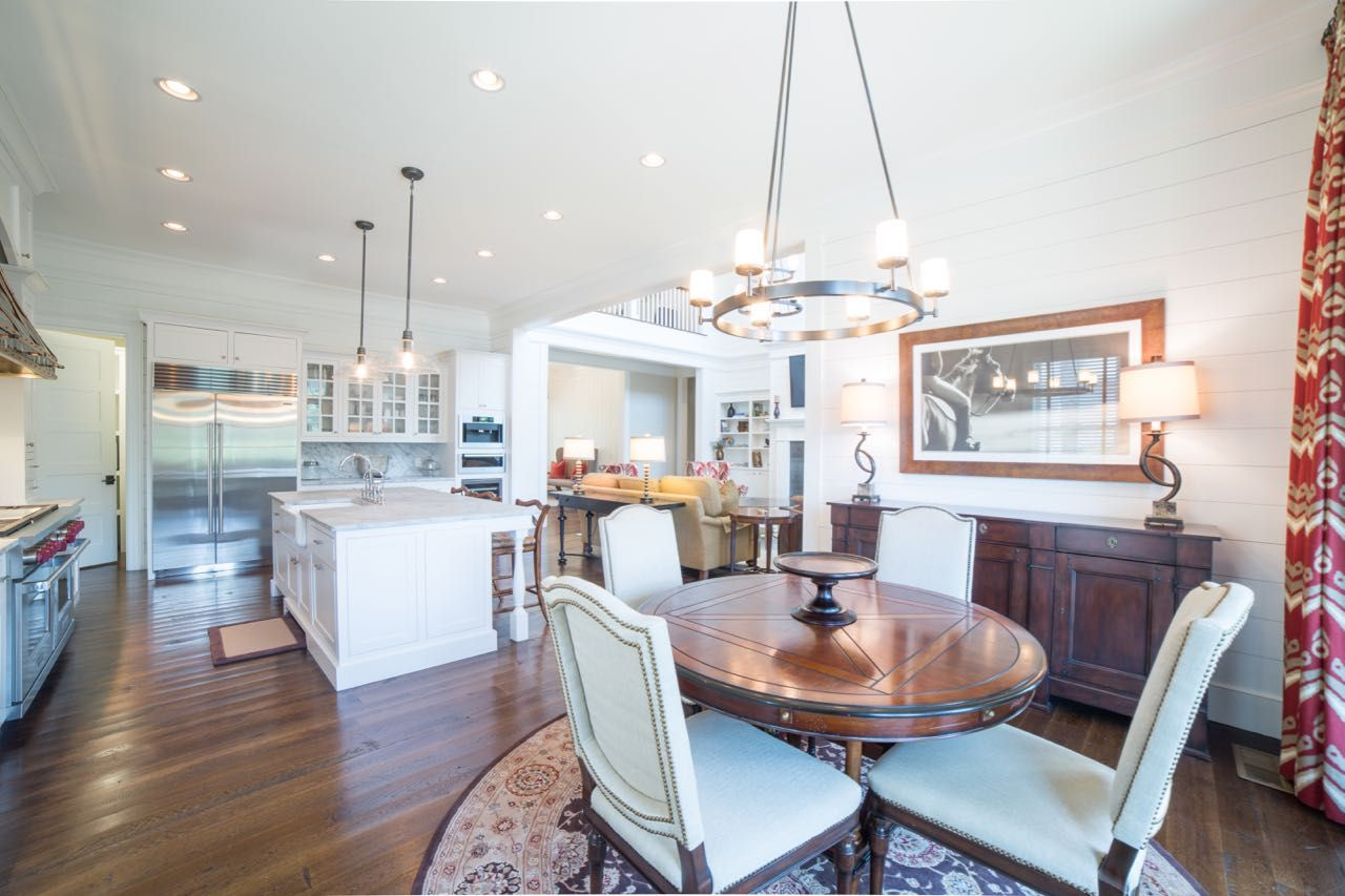 High Quality Spacious Kitchen | Southern Style Interior Design | Lowcountry Living |  Luxury Real Estate Bluffton,