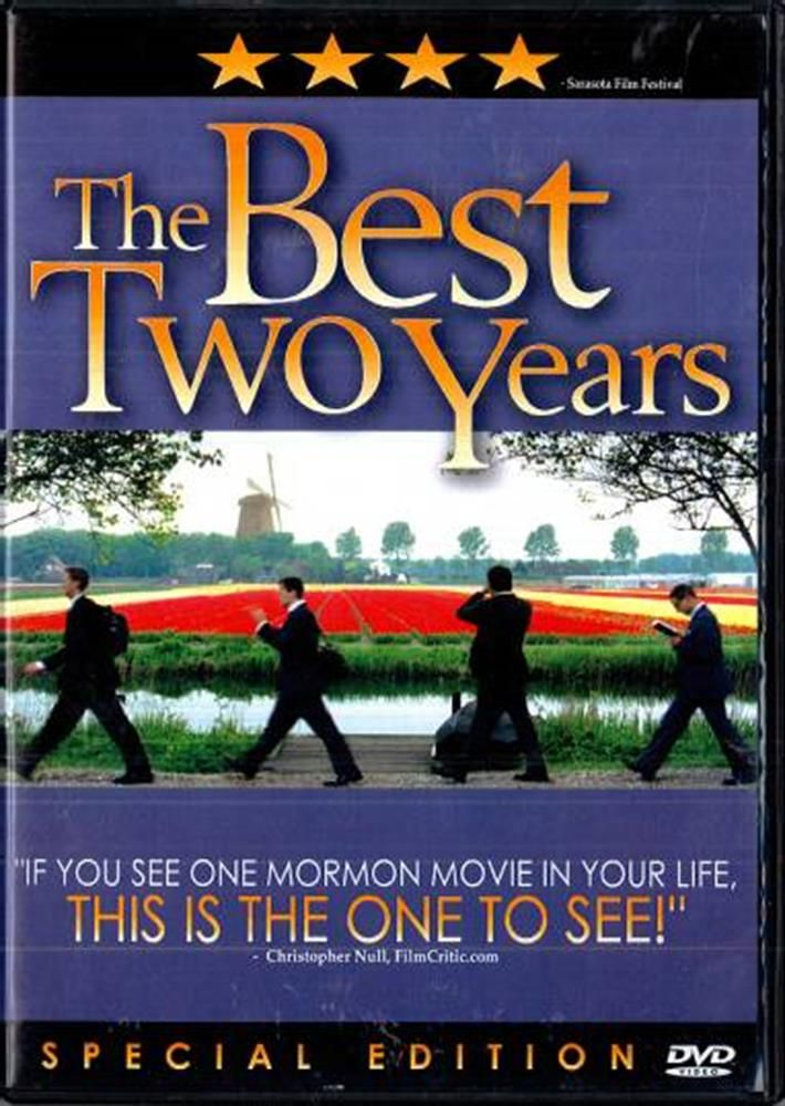 The Best Two Years | Movies on LDSBookstore.com (#HE-BE2YR-DVD)