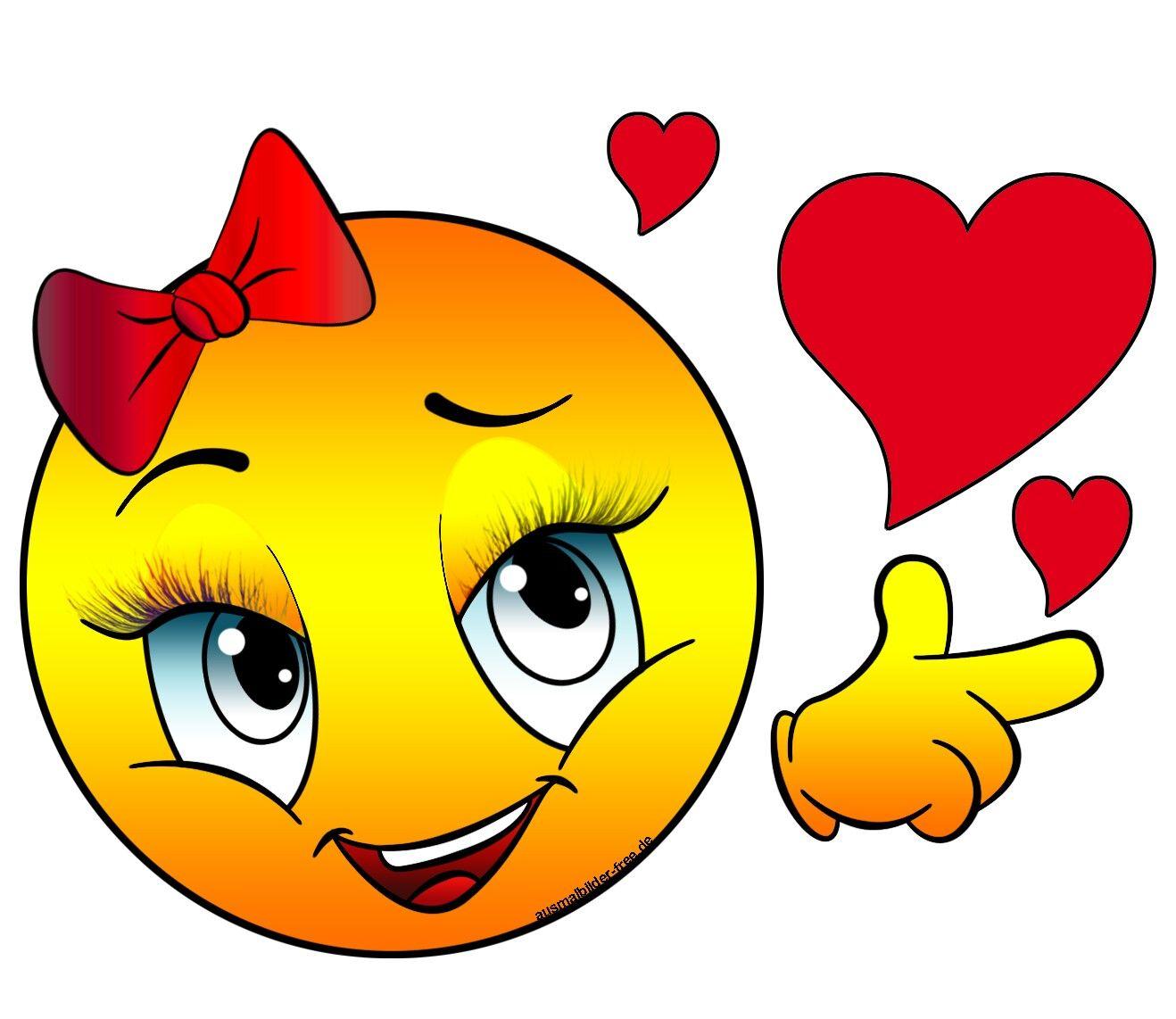 Feliz Dia Caras Felices Dibujos Faciles De Amor Caritas De