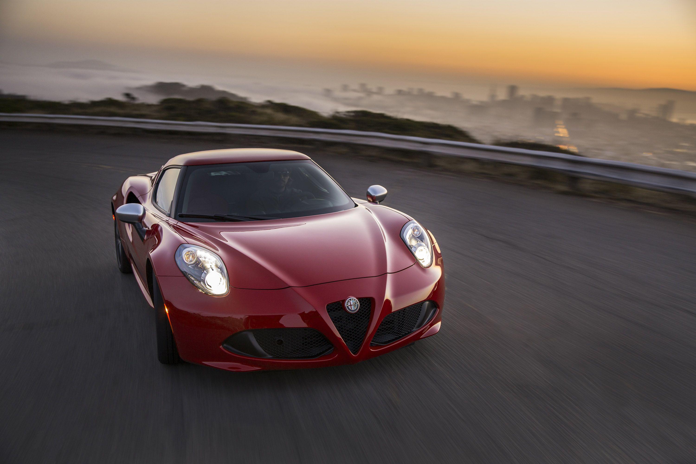 2015 Alfa Romeo 4c Us Spec Picture 1 Motor Pinterest