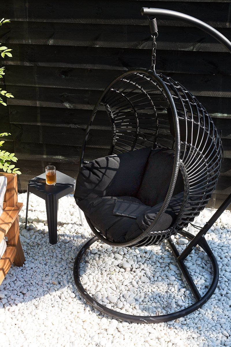 Hangstoel droom pinterest hanging chair gardens and outdoor