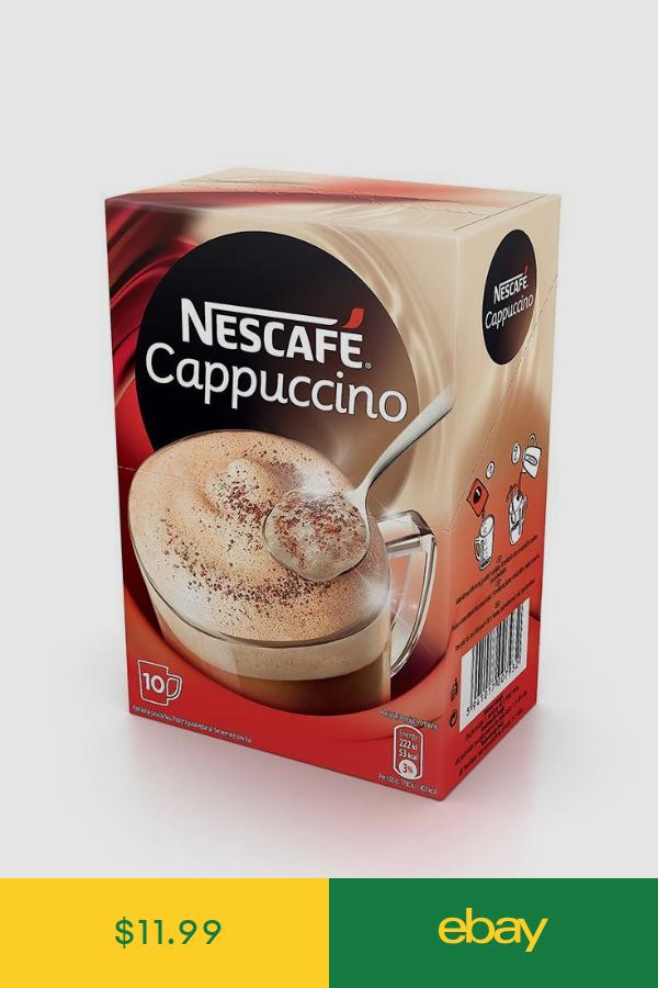 NESCAFÉ Instant Coffee eBay Home & Garden Nescafe