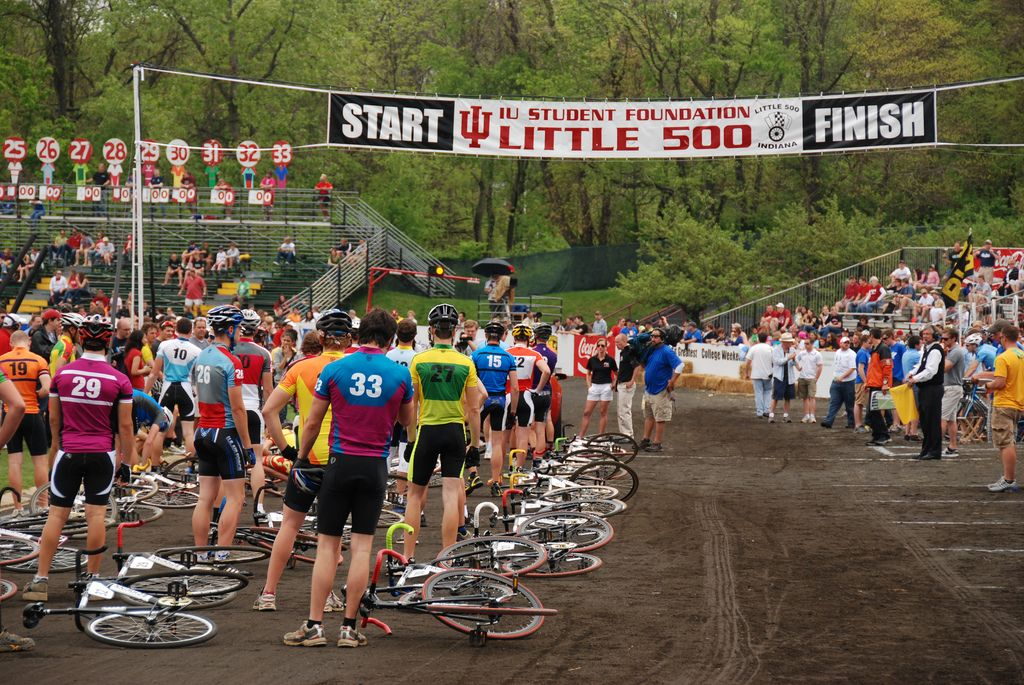 Image result for Little 500 festivities