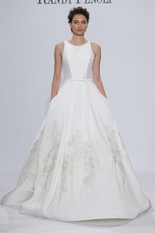 Randy fenoli spring bridal week wedding dress ideas in