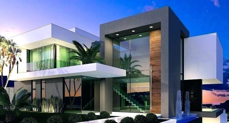 40 Creative New 2020 Modern House Design In 2020 Best Modern House Design Modern Villa Design Contemporary Building