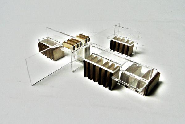 Kaufmann desert house model