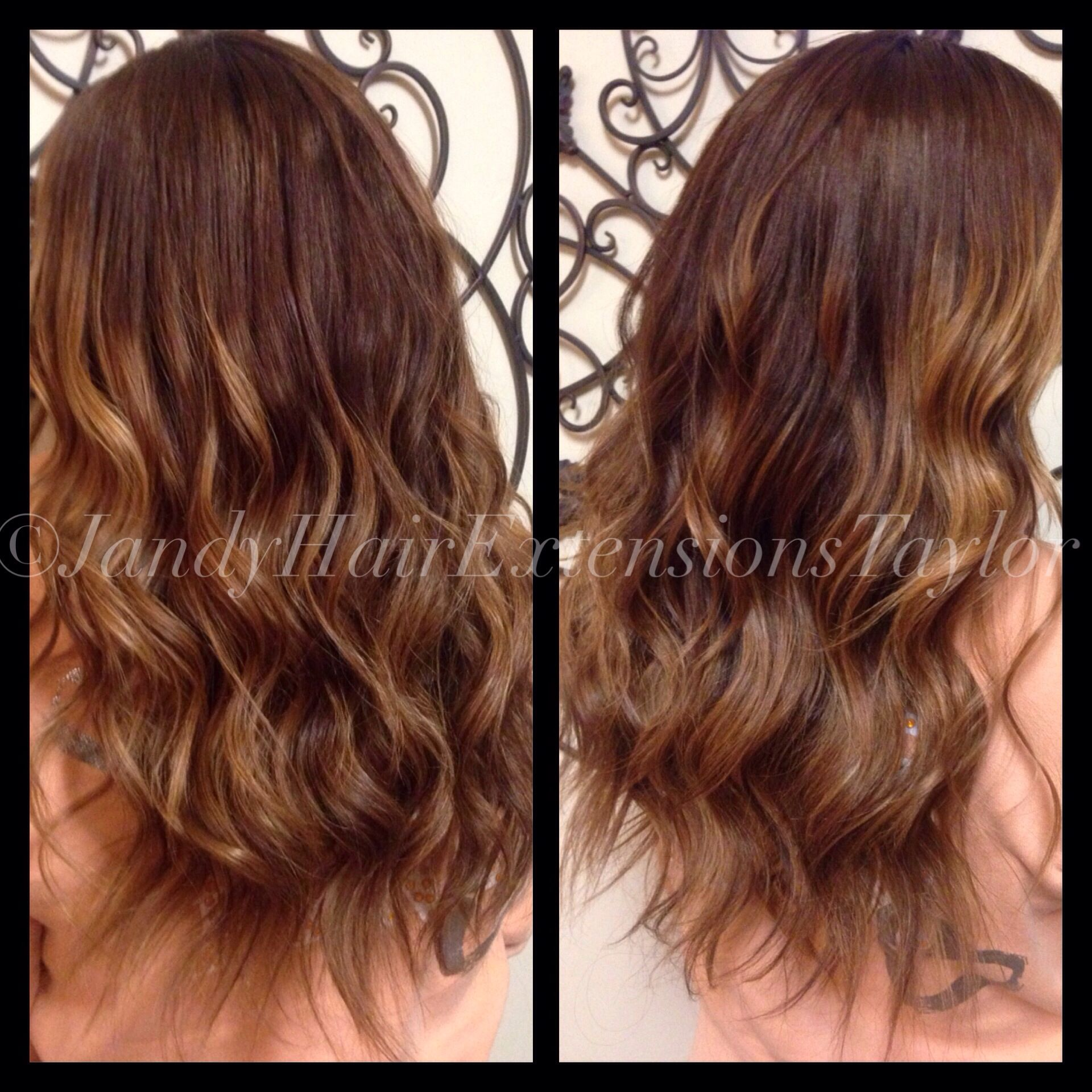 Hair Extensions For Thickness Hair Extension Specialist Jandy