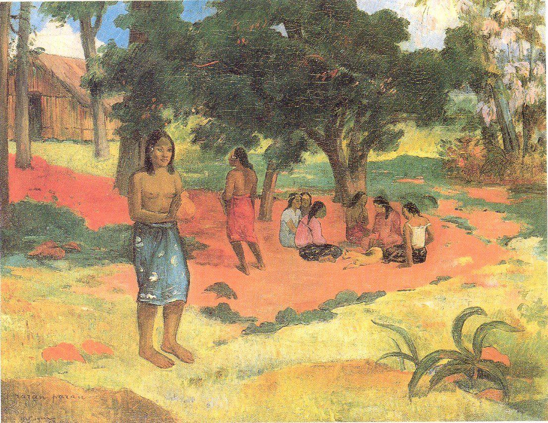 Paul Gauguin The Life Paintings Sculptures Of Paul Gauguin