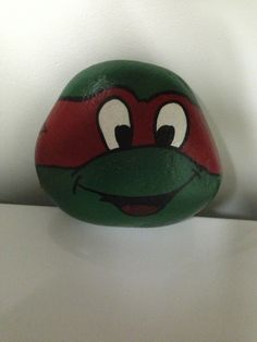 6d99d0f0 NINJA TURTLE PAINTED ON ROCK - Yahoo Image Search Results | PAINTED ...