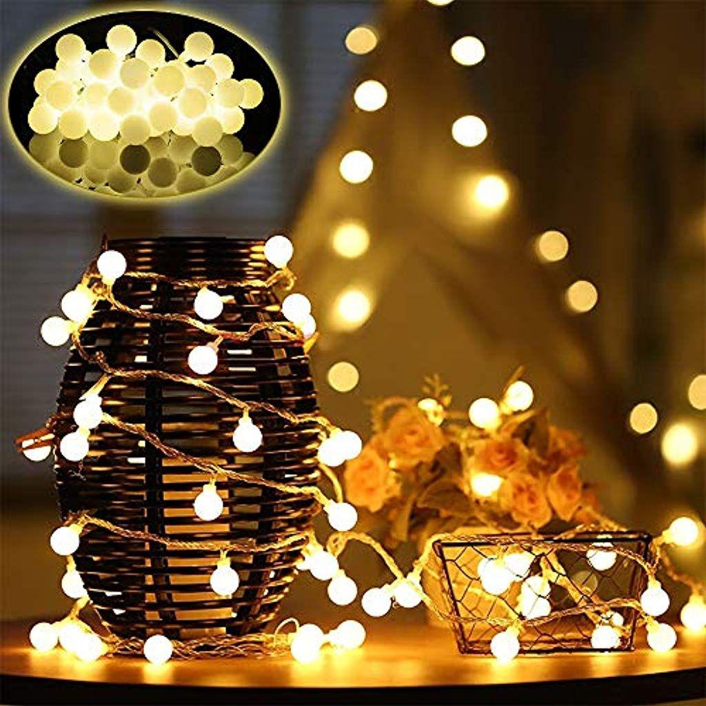 Catena Luminosa Per Foto viixm catena luminosa 10m stringa luci led catena di