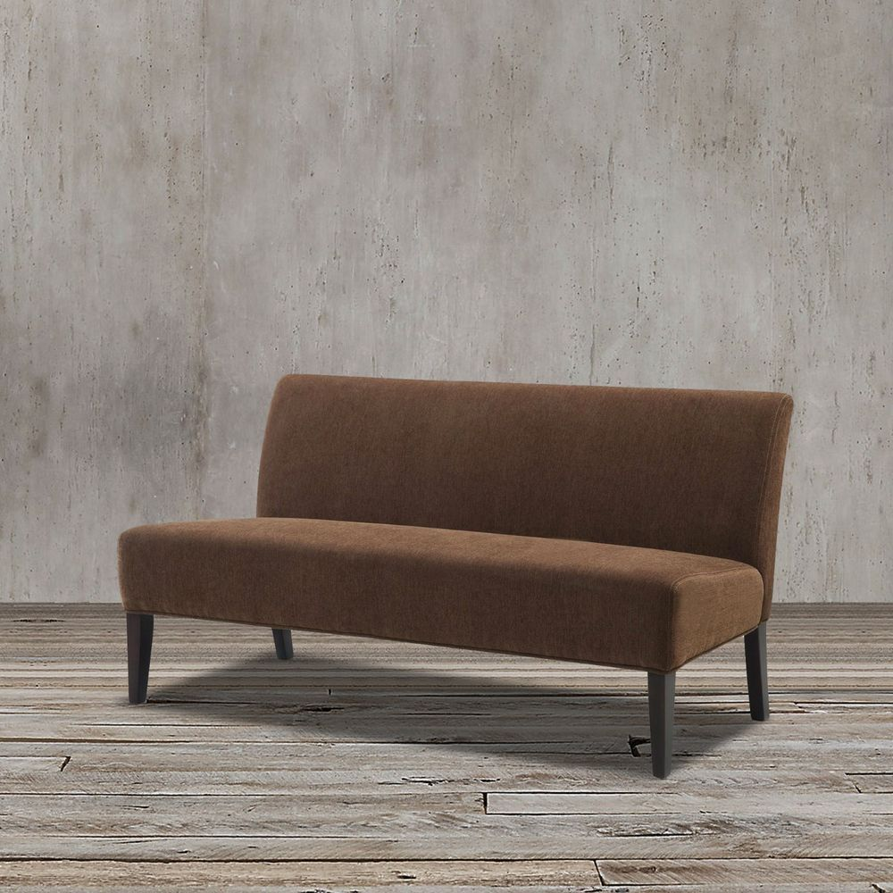 younger armless sofa products couch collection chill
