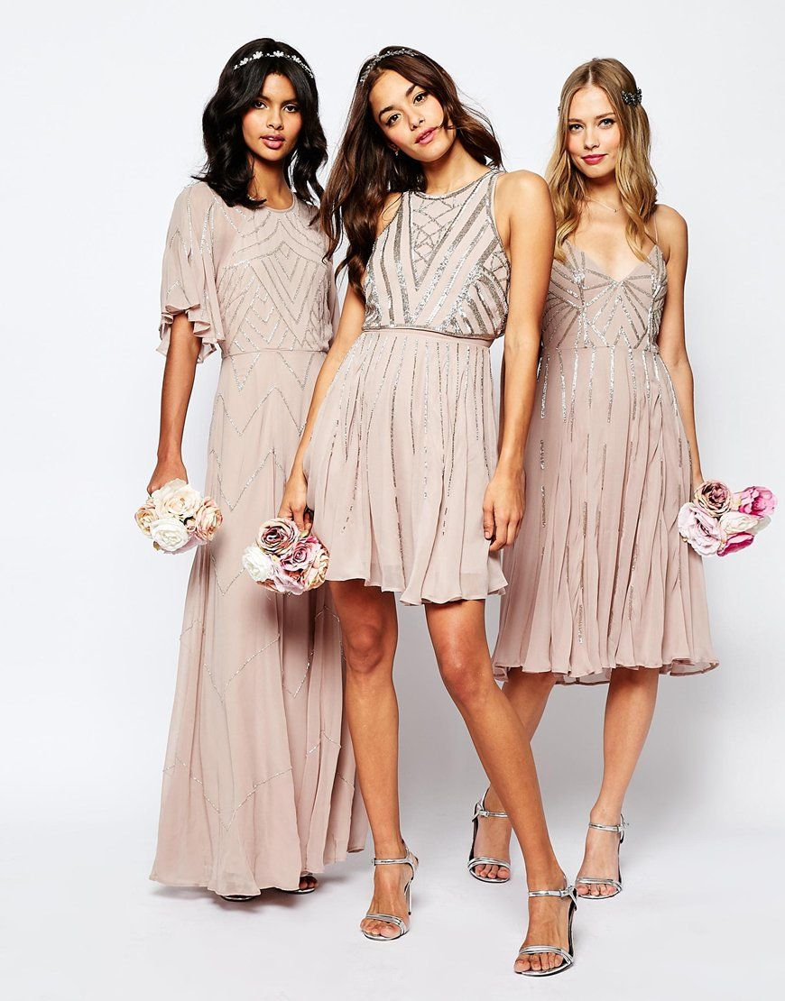 Cute and Affordable Bridesmaid Dresses!  c9fd7c6faf5f