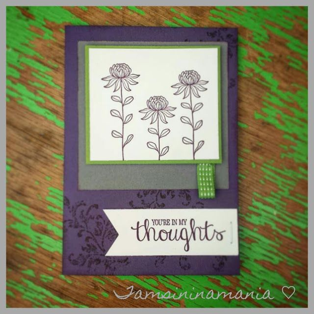 - Tamsininamania -: The Artful Stampers -Team Challenge Blog Hop - SAB Challenge 66