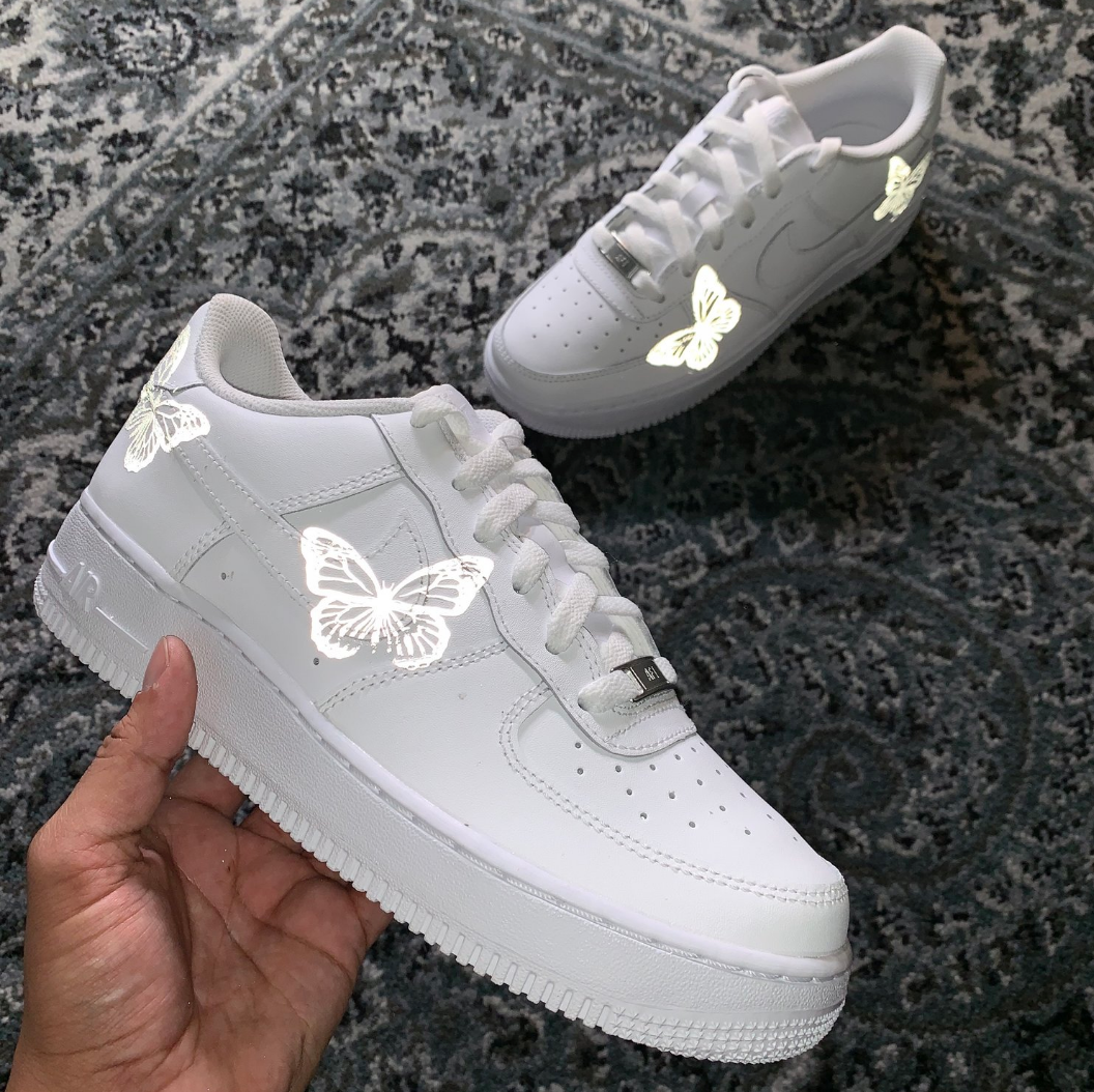 3M Limited HD Reflective Butterfly Air Force 1 in 2020