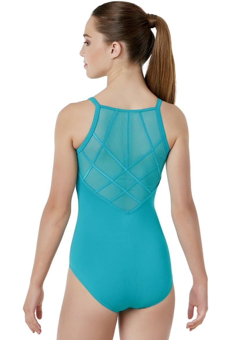 dbc67c09e Dancewear Solutions -  Bloch Bloch Cami PowerMesh Leotard - AdoreWe ...