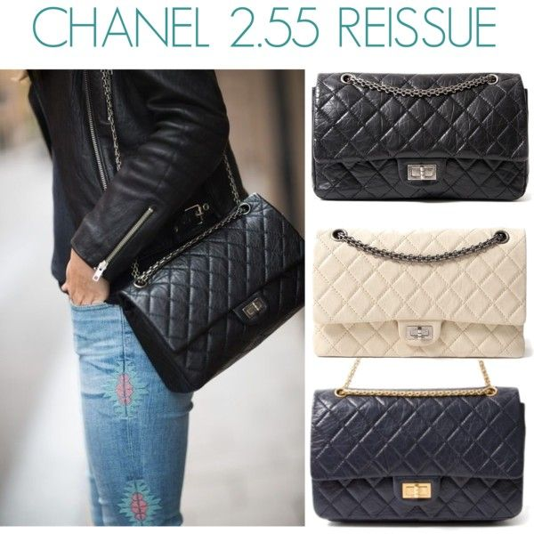d1ad7609cbf036 Chanel 2.55 Reissue | Handbags | Chanel, Chanel handbags, Chanel reissue