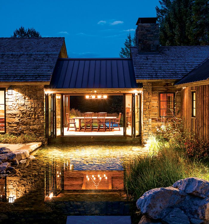 An Unconventional New Home in Jackson - Mountain Living