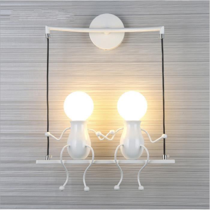 Murale Chevet De Lampe Chambre Enfants Mode Moderne nOwvN80m