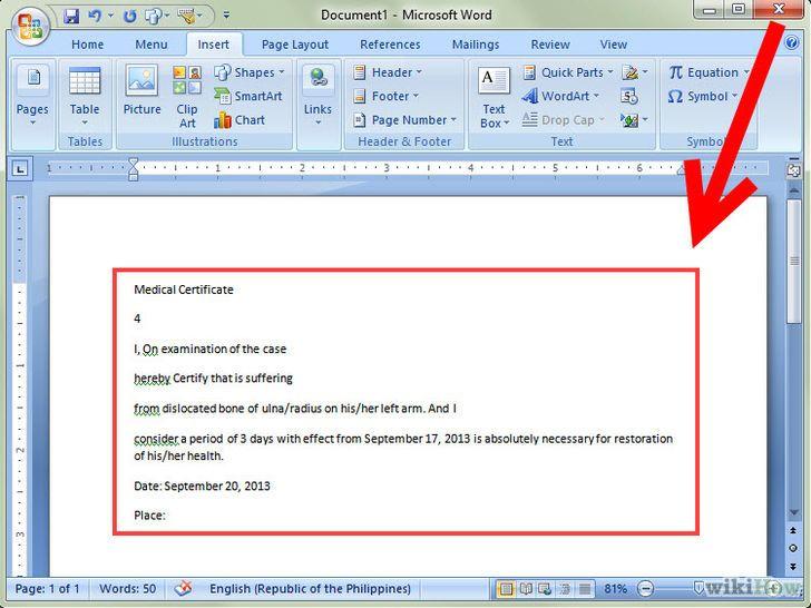 Como Pasar A Word Un Documento Escaneado Microsoft Word Document Microsoft Word Art Words