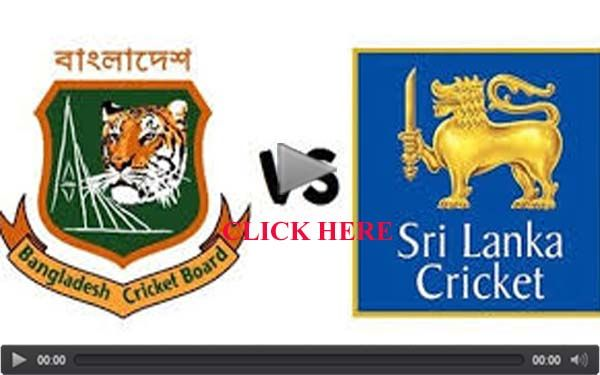 Sri Lanka vs. Bangladesh